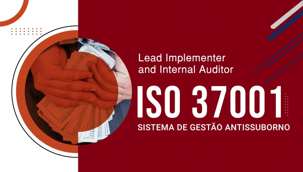 ISO 37001 - Lead Implementer and Internal Auditor (Fevereiro)