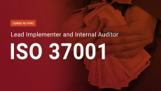 ISO 37001 - Lead Implementer and Internal Auditor (Novembro)
